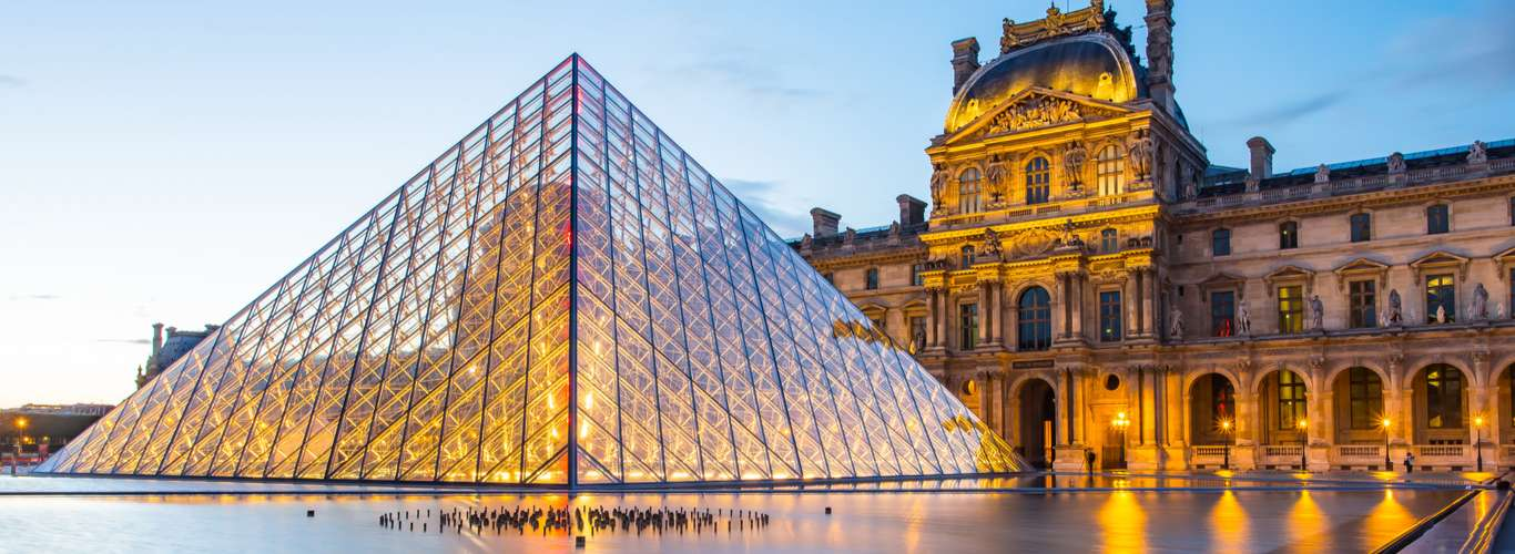The Louvre Sees a 70% Decrease in Footfall in 2020