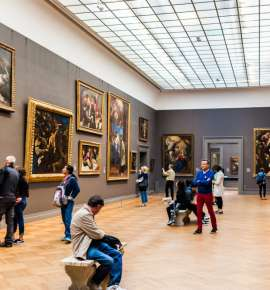 New York's Metropolitan Museum of Art is Virtually Accessible