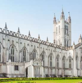 Q&A: Joanna Taylor on the Churches of India