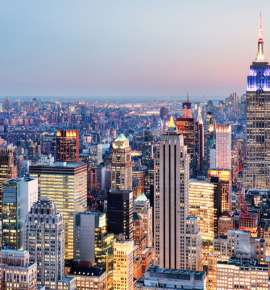 New York is Open for Vaccinated American Travellers