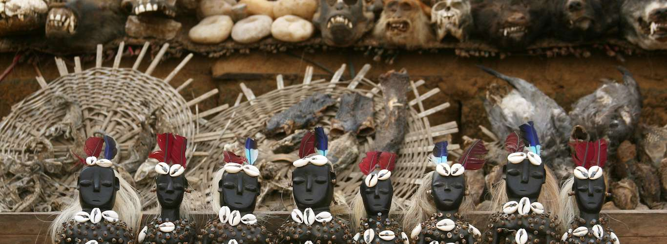 Revel With Ancients At The Ouidah Voodoo Festival In January