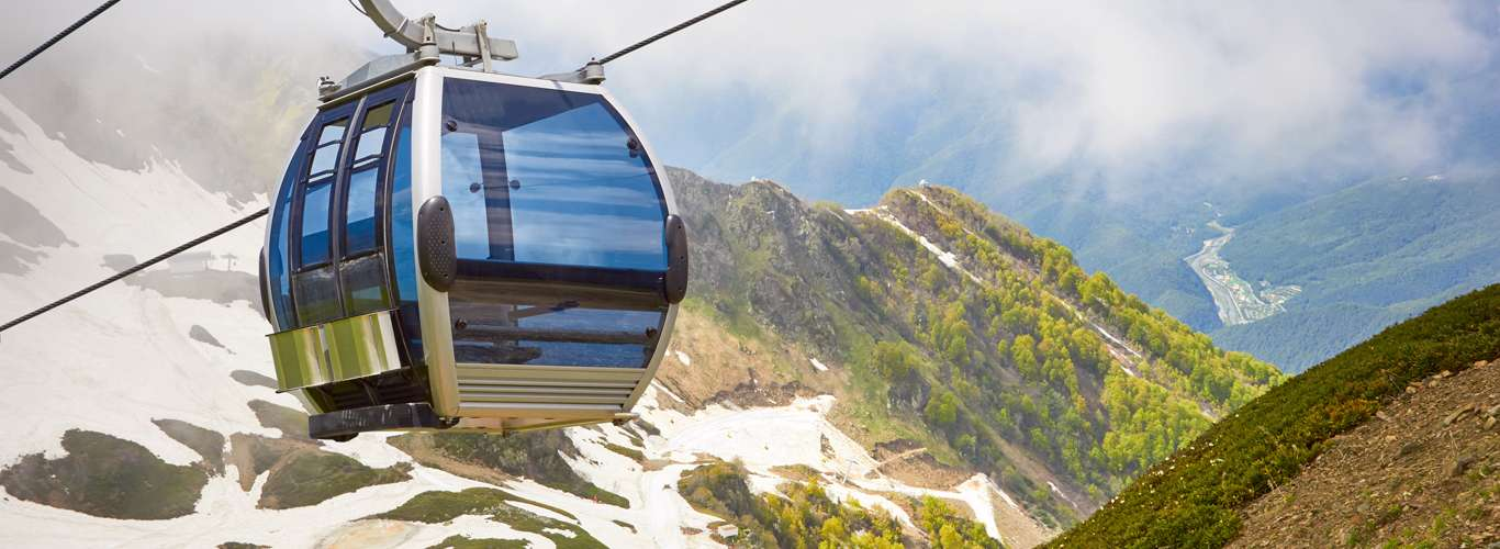 Russia and China to be Connected by The World's First Trans-Country Cable Car