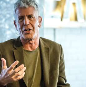Relive Fantastic Moments from Anthony Bourdain's First TV Show