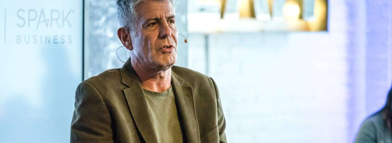 Anthony Bourdain's Prized Possessions Fetch Almost $2 Million In Auction