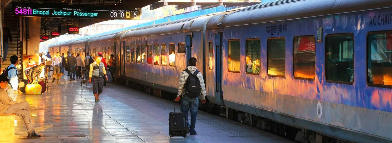 Indian Railways Unveils Post-Corona Coaches
