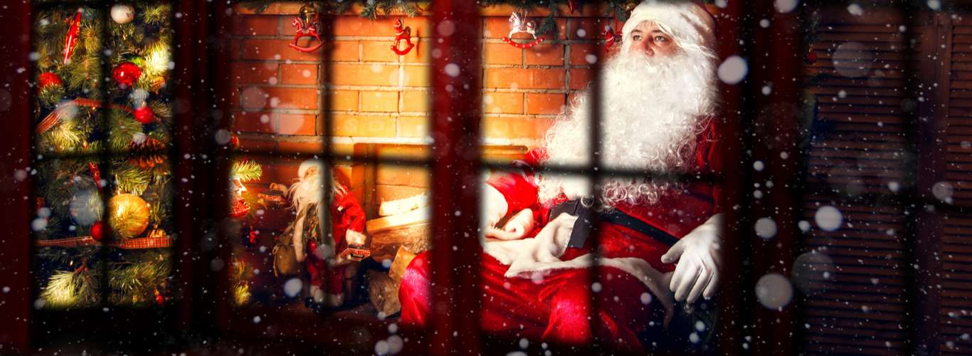 Cancelling Christmas is Not an Option in Santa's Lapland