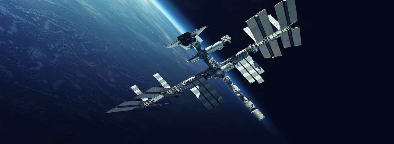 NASA To Build The First 'Space' For Rent