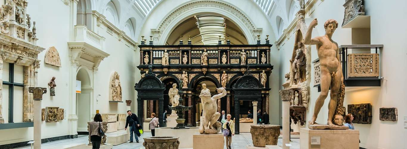 London's Iconic Museums to Reopen from August