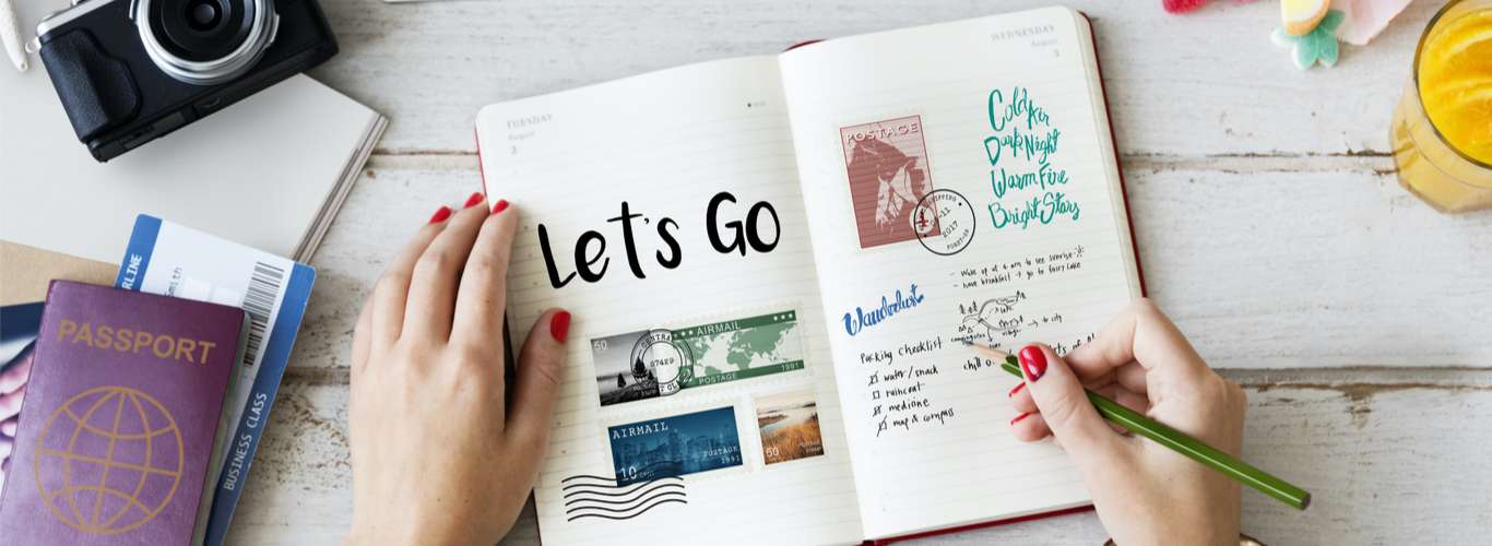 Have You Made Your Travel Living List Yet?