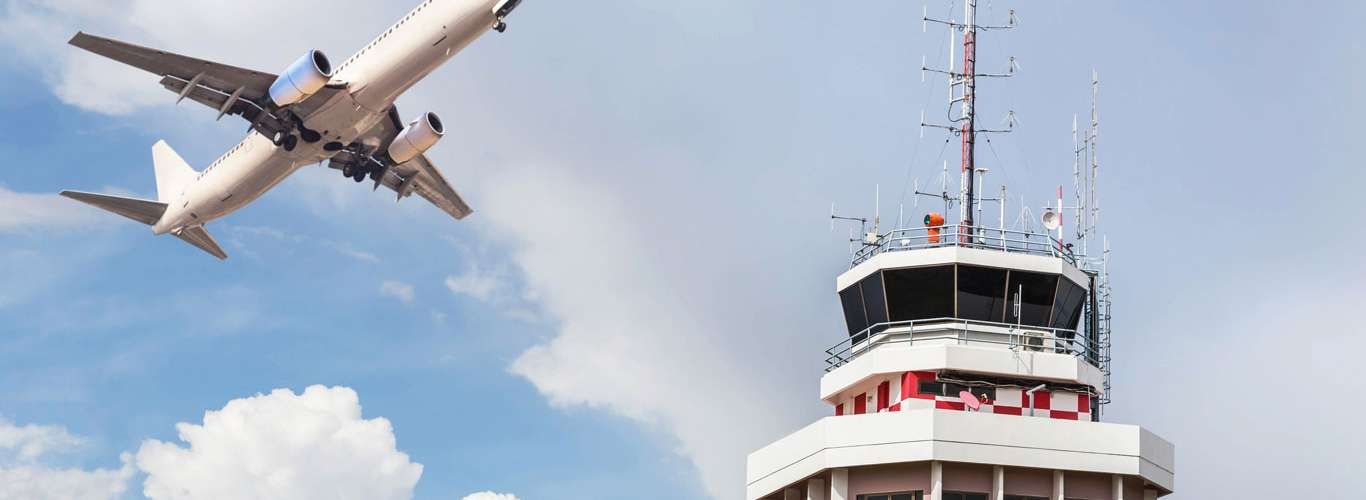 Airport Without An Air Traffic Control Tower?