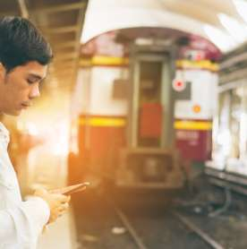 Google to Withdraw Station WiFi across Indian Railway Stations