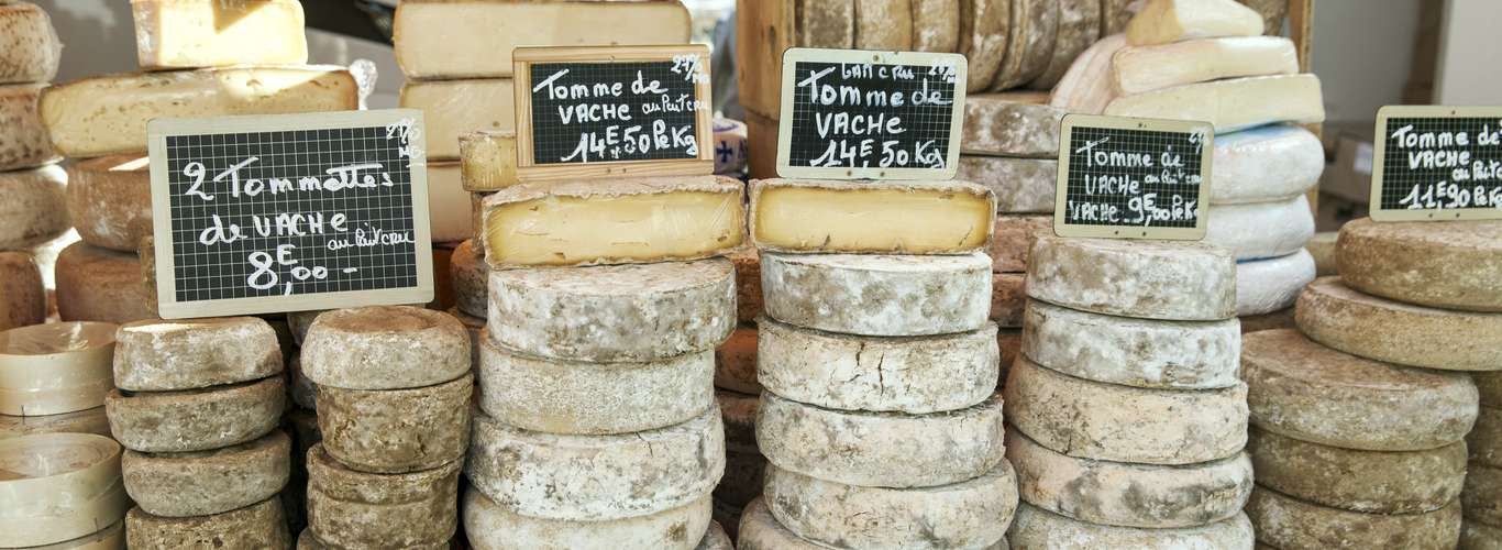 The French Are Shying Away From Cheese