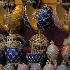 Check Out V&A Museum's Rare Easter Eggs Exhibition