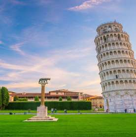 Architect of Leaning Tower of Pisa Revealed
