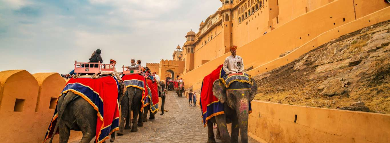 Electric Vehicles to Replace Elephant Rides at Amer Fort