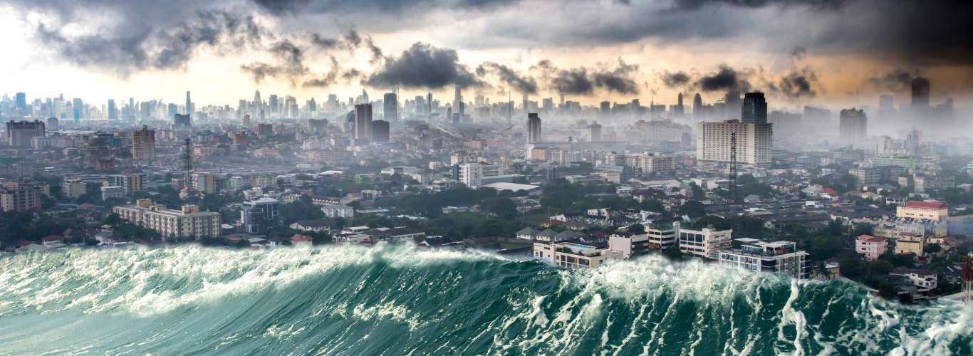 UN's IPCC Warns: Rising Sea Levels Could Sink Four Indian Cities