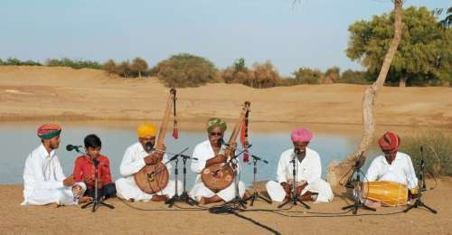 CM Ashok Gehlot Launches Digital COVID Relief Concert Series to Support  Folk Artists of Rajasthan - Outlook Traveller