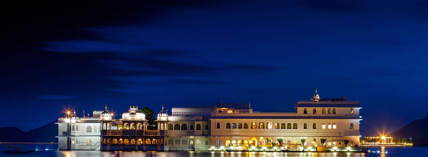 Did You Hear? A Second Taj Property Opens In Udaipur