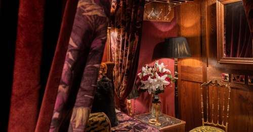 Check Out This Orient Express Themed-Hotel in Edinburgh!