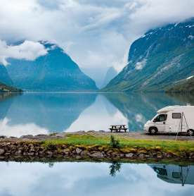 A Chauffeured Van for your Next Road Trip