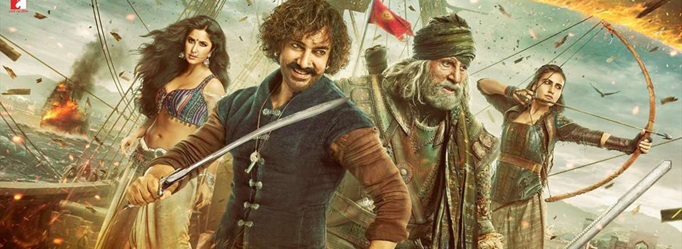 Do You Know Where 'Thugs Of Hindostan' Has Been Filmed?