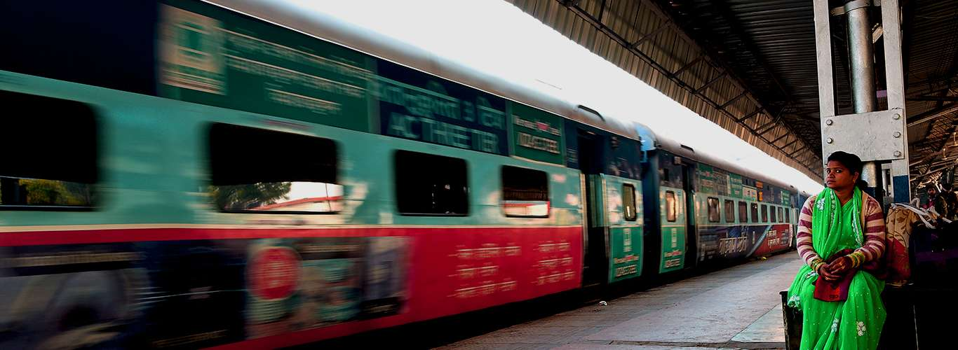 Indian Railway Shows The Green Light For Women's Reservation Quota.
