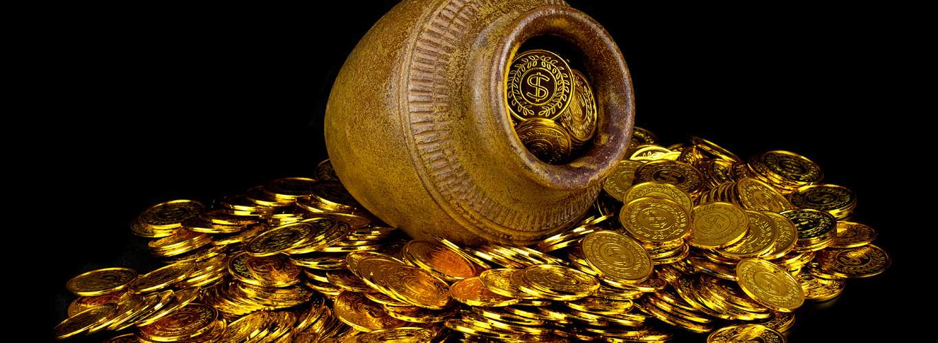 1,100-year-old Gold Coins Unearthed in Israel