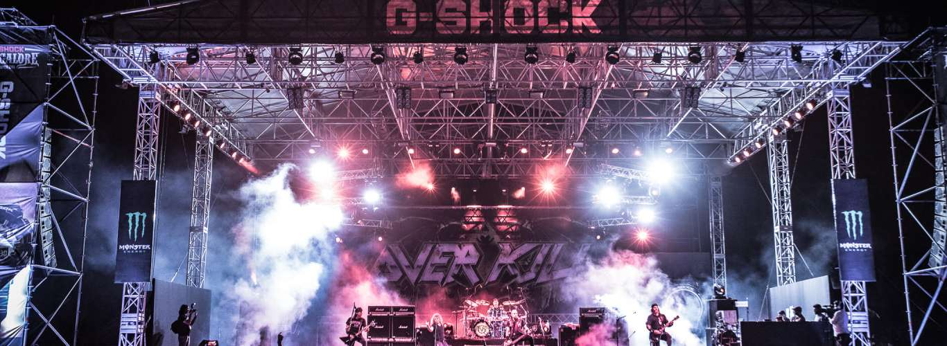 A Call For Metal and Rock Music Lovers At Bangalore Open Air Festival