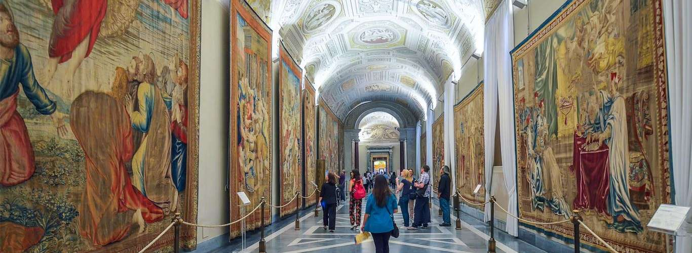 The Vatican Museums Reopen for Tourists