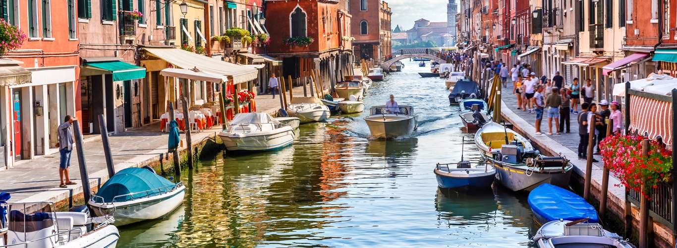 Venice Bans Large Cruise Ships From City Centre