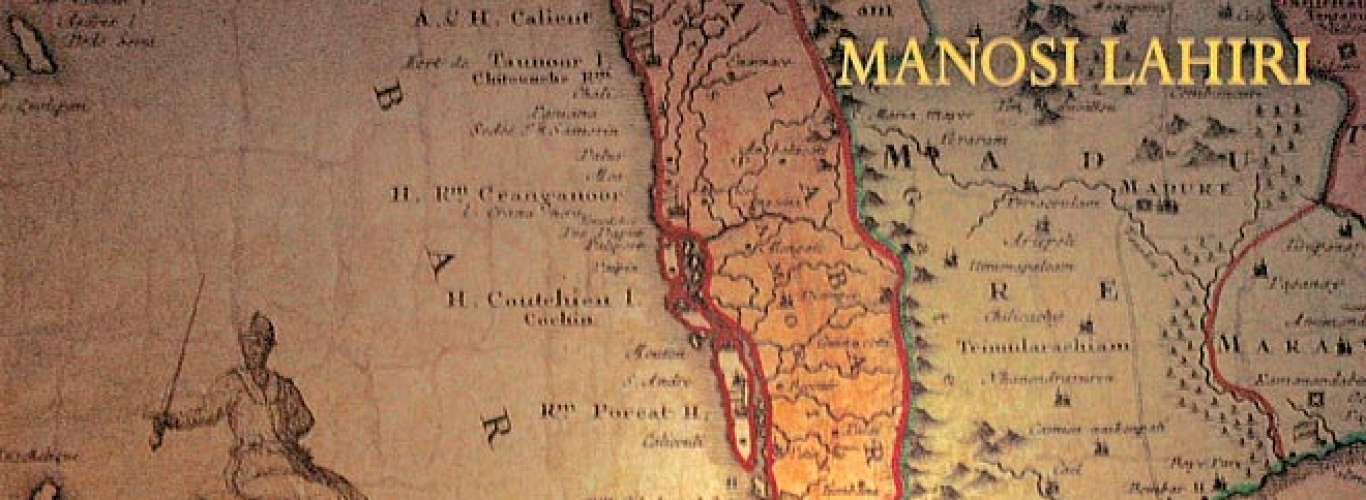A history of cartography in India