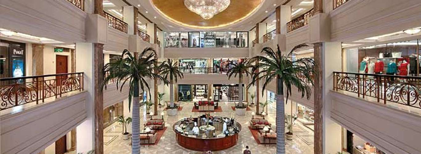 Top 5 malls for luxury shopping in India