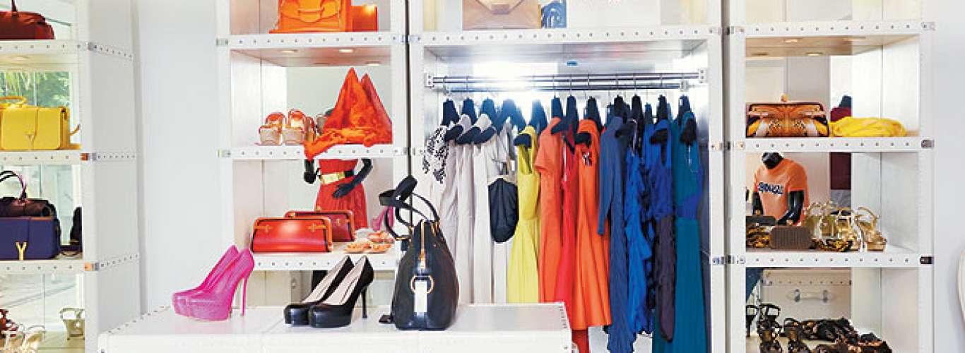 Where to go for luxury shopping in India