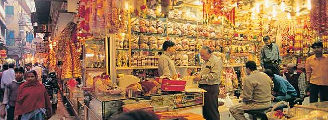 The big 5: Shopping destinations in India