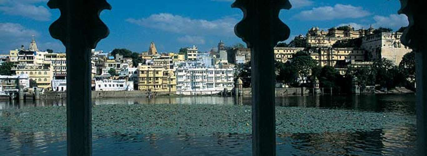 Udaipur: The city of lakes
