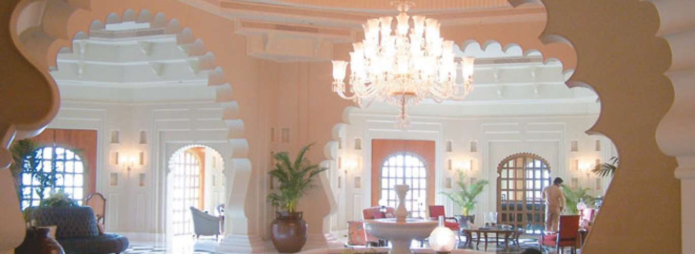 Living it up in Udaipur at The Oberoi Udaivilas