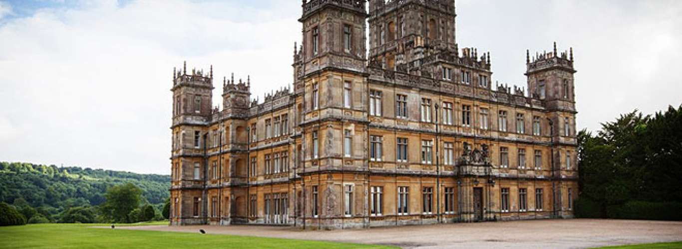 You can now stay near Downton Abbey