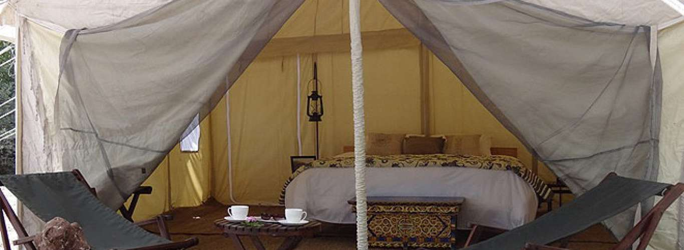 Tsemarang Eco Camp: Supporting sustainable tourism