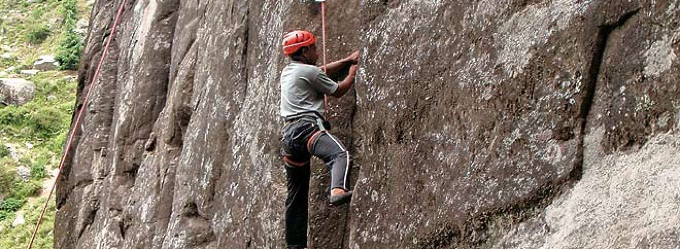 Test your mettle in Manali