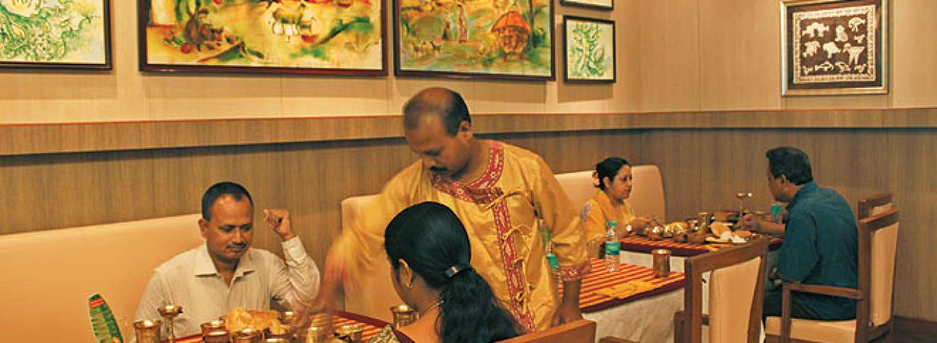 Fine dining in Kolkata