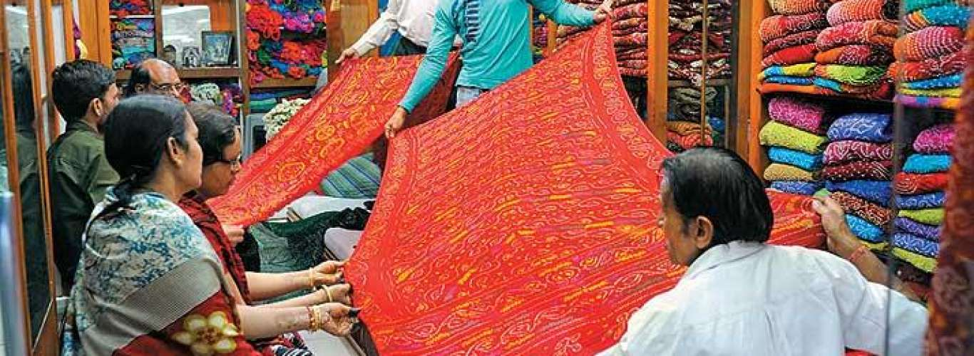 More than a shopping festival in Rajasthan