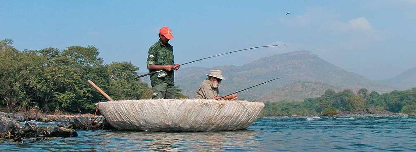 Angling in Cauvery