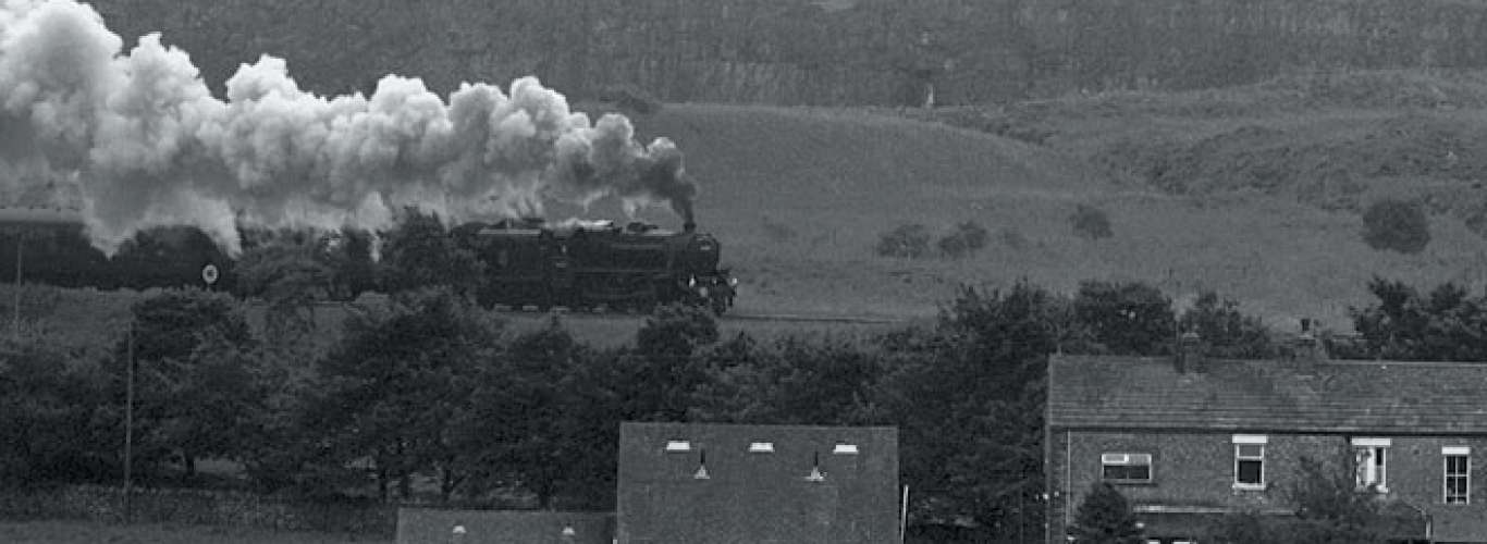Steam trains of Great Britain in pictures