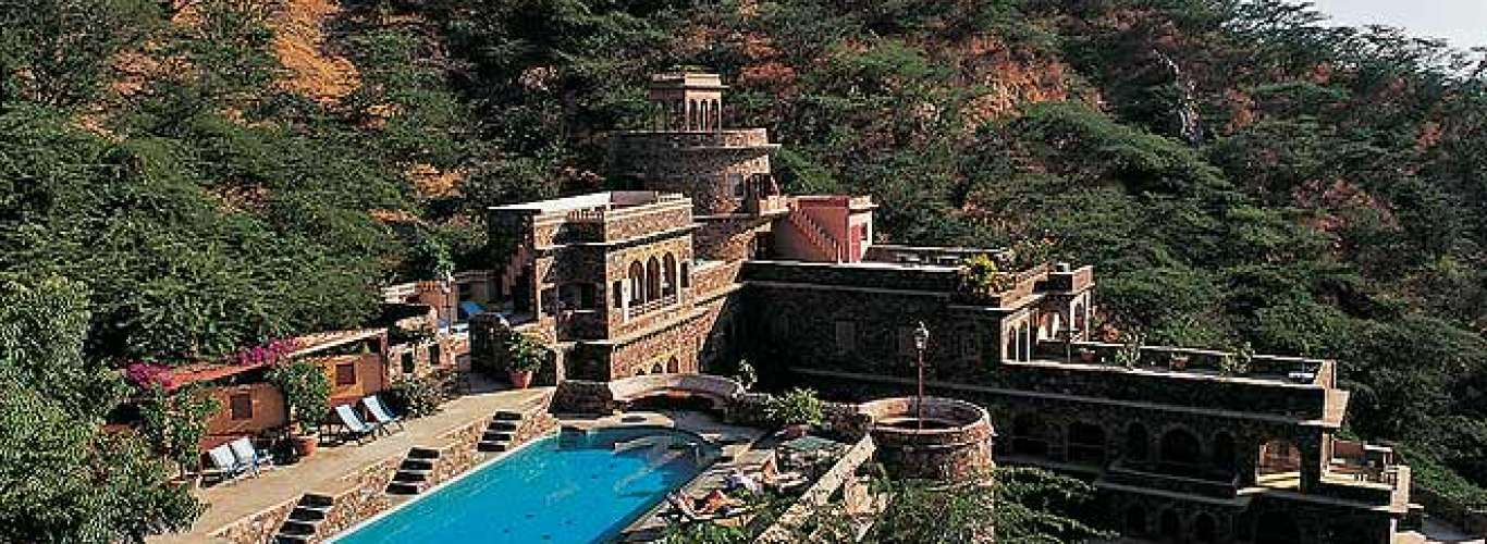 Quick Guide: Neemrana Fort-Palace, Rajasthan