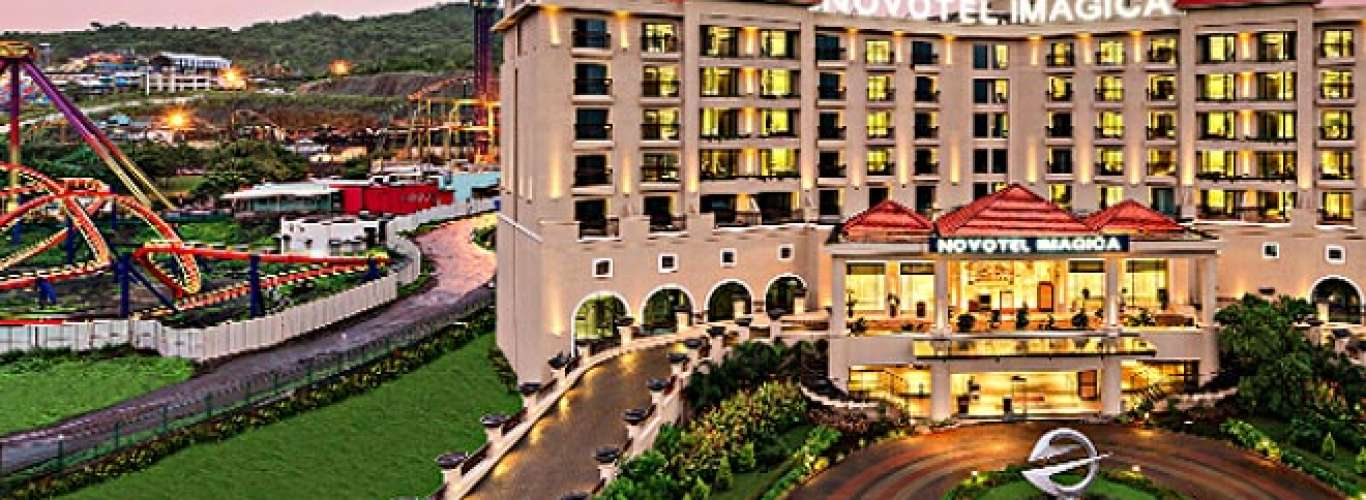 India's first theme park hotel