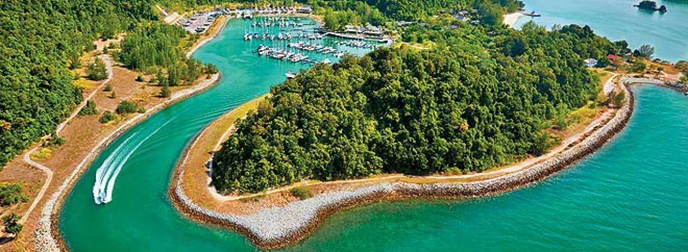The must-see mangroves of Langkawi