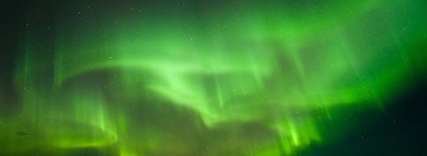 Nature--s stunning light show--The Northern Lights