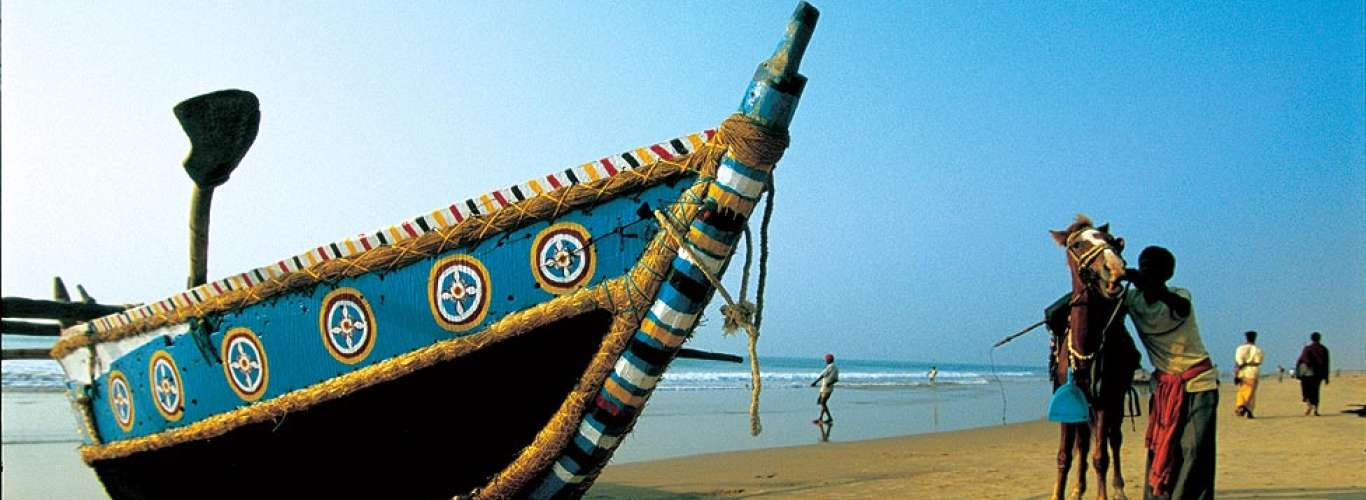 Puri: The sacred beach