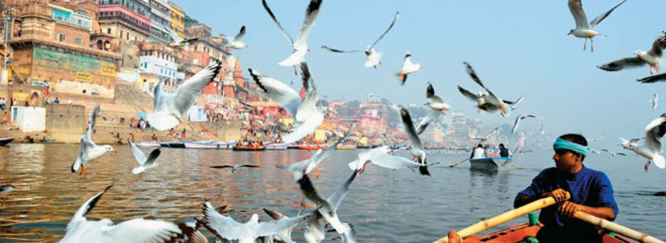 Eating out in Banaras