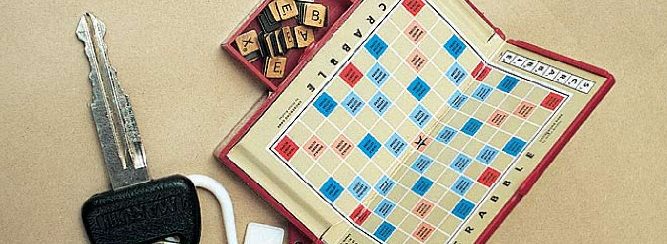Scrabble on the go